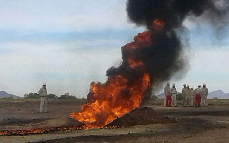 se-registra-explosion-en-toma-clandestina-de-petroleo