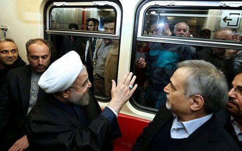 presidente-de-iran-se-va-a-trabajar-en-metro