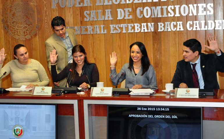 aprueban-planes-de-trabajo-de-comisiones-legislativas