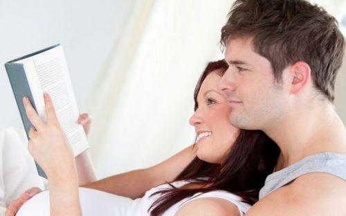 es-bueno-leerle-al-bebe-durante-el-embarazo