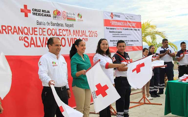 arranco-la-colecta-anual-2015-de-la-cruz-roja-en-bahia-de-banderas
