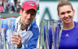 djokovic-y-simona-halep-campeones-de-indian-wells