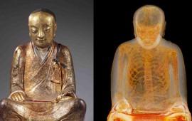 estatua-de-buda-con-esqueleto-en-su-interior-fue-robada-en-china