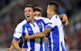 Herrera y Reyes cierran con triunfo la liga portuguesa