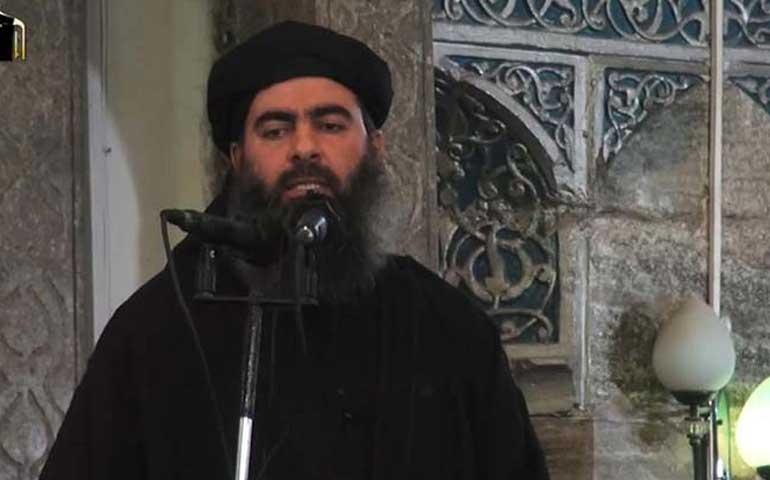 el-lider-del-estado-islamico-llama-a-hacer-la-guerra