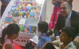 entrega-sepen-bibliotecas-moviles-a-escuelas-indigenas