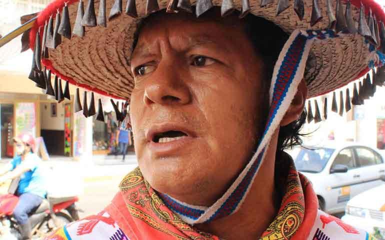 indigenas-de-plaza-de-la-musica-estan-llenos-de-enfermedades-infecciosas