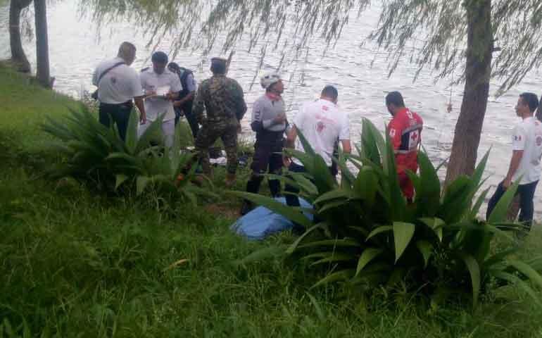 Joven murió ahogado en la laguna de Santa María del Oro
