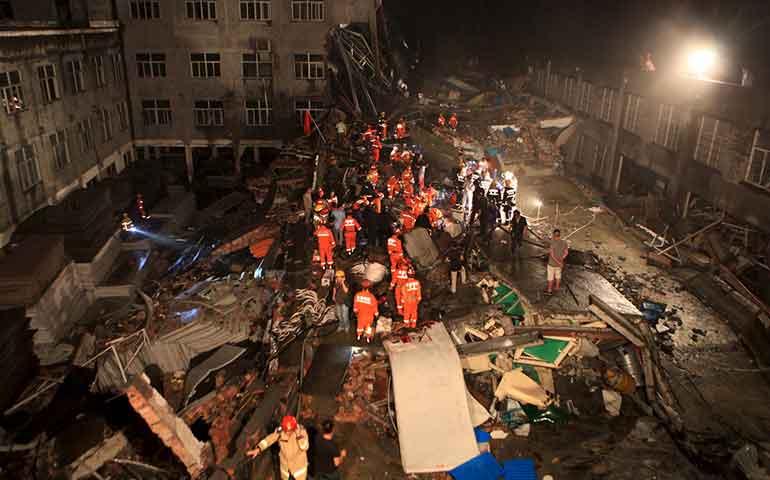 derrumbe-de-fabrica-en-china-deja-al-menos-11-muertos