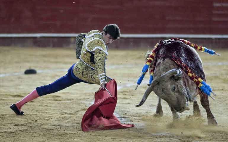 el-toreo-en-alerta-roja-en-gran-parte-de-espana