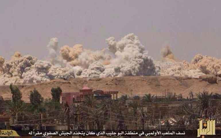 estado-islamico-destruye-el-estadio-olimpico-de-ramadi
