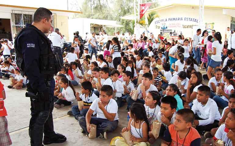 inaugura-fiscalia-curso-de-verano-escuadron-infantil-policia-nayarit-2015