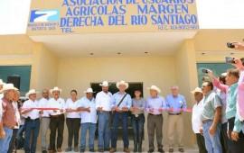 inaugura-gobernador-nuevo-edificio-del-modulo-de-riego-en-santiago-ixcuintla