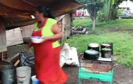 indigenas-que-vivian-en-plaza-de-la-musica-permaneceran-tres-meses-en-albergue