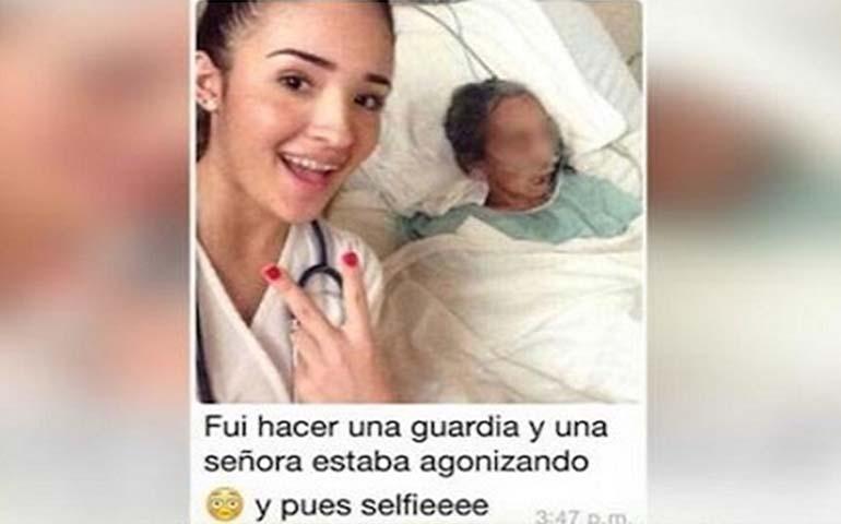 estudiante-de-medicina-se-toma-selfie-con-paciente-agonizando