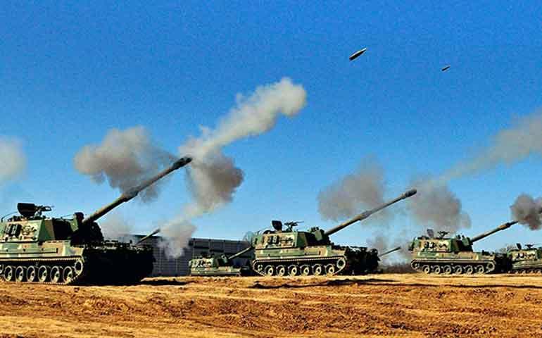 intercambian-disparos-de-artilleria-seul-y-pyongyang