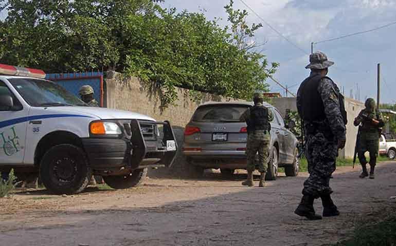 Descubren en Jalisco finca donde narcos disolvían cuerpos en ácido