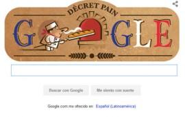 Google festeja a la baguette, tradicional pan francés