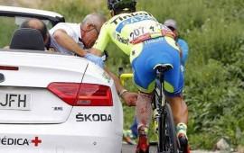 motocicleta-arrolla-a-ciclista-y-equipo-pide-indemnizacion