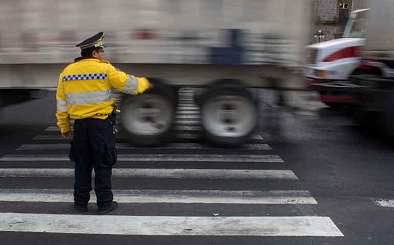 podran-multar-440-policias-por-nuevo-reglamento-de-transito