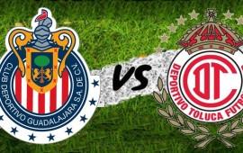 Chivas vs Toluca, primer semifinal de Copa MX