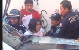 borracha-alcaldesa-electa-choca-contra-camioneta