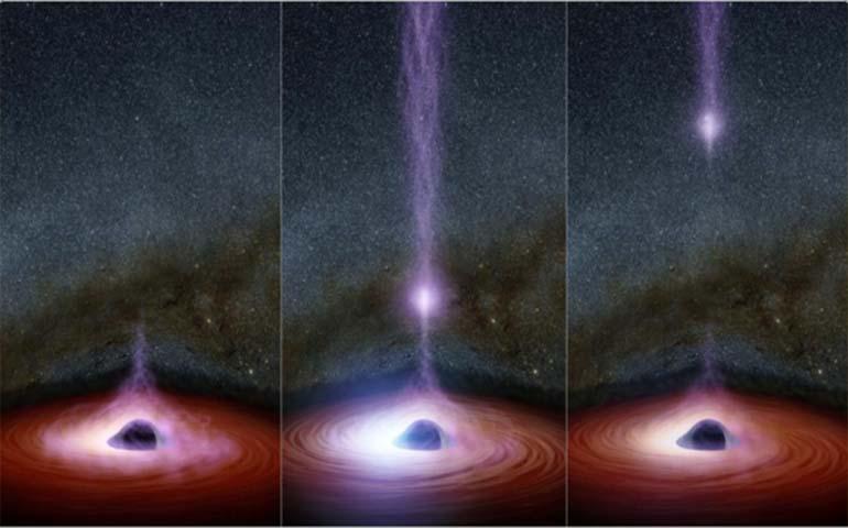 la-nasa-capta-grandes-cantidades-de-energia-saliendo-de-un-agujero-negro