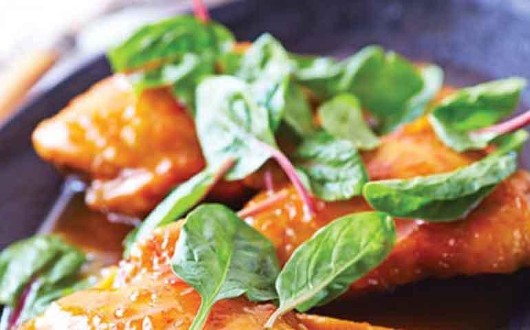 pollo-al-horno-con-chabacano-y-espinaca-baby