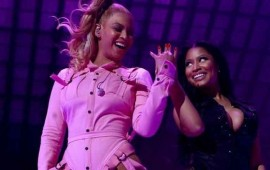 video-nicki-minaj-lanza-mirada-fulminante-a-beyonce-en-pleno