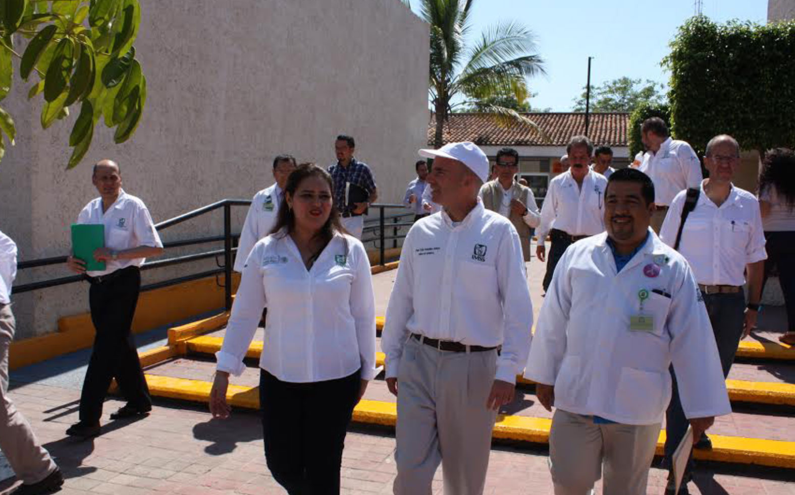 visita-director-general-del-imss-hospitales-de-nayarit