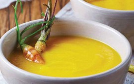 crema-de-zanahoria-caramelizada-con-miel