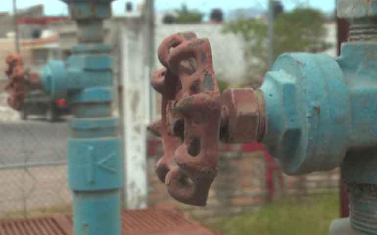Cuatro municipios de Nayarit, en riesgo por falta de cloración de agua