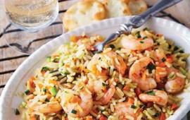 arroz-frito-con-camaron-y-zanahoria