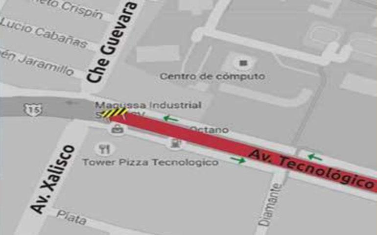 cierran-10-dias-carriles-de-avenida-tecnologico-en-tepic