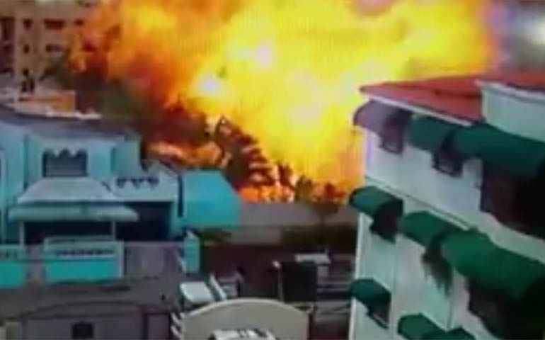 explosion-en-envasadora-de-gas-deja-al-menos-siete-heridos