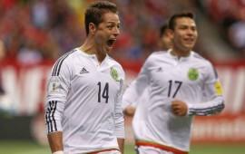 Chicharito prefiere Copa América que JO