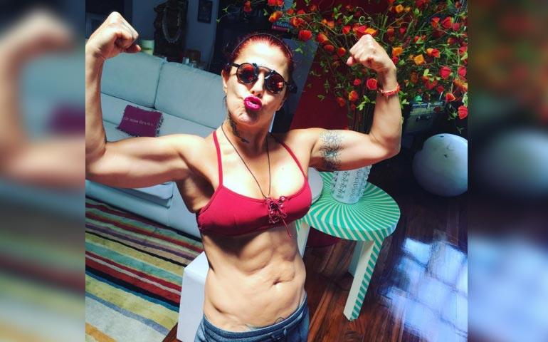 Alejandra Guzmán Volverá A Posar Desnuda En Playboy Periódico