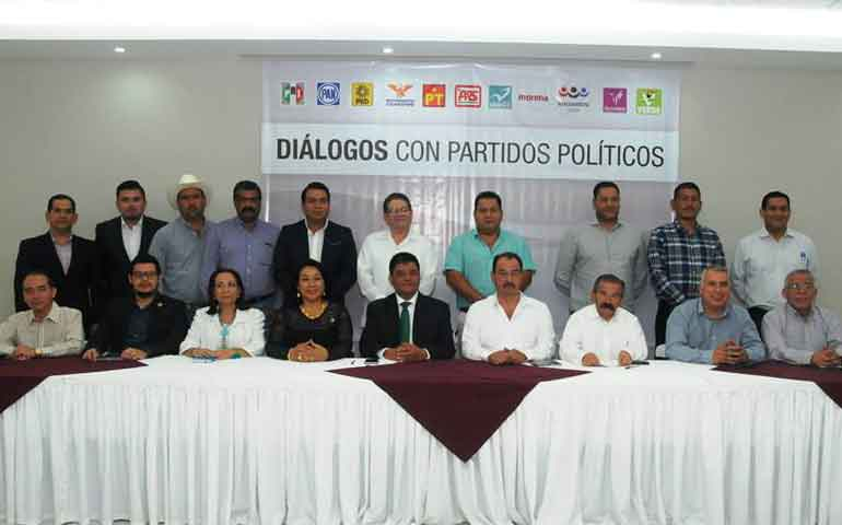 partidos-politicos-consensan-proceso-electoral-del-2017