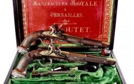 pistolas-artesanales-de-simon-bolivar-seran-subastadas