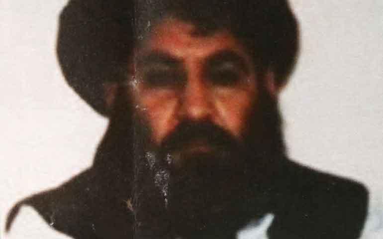 afganistan-confirma-muerte-del-maximo-lider-taliban