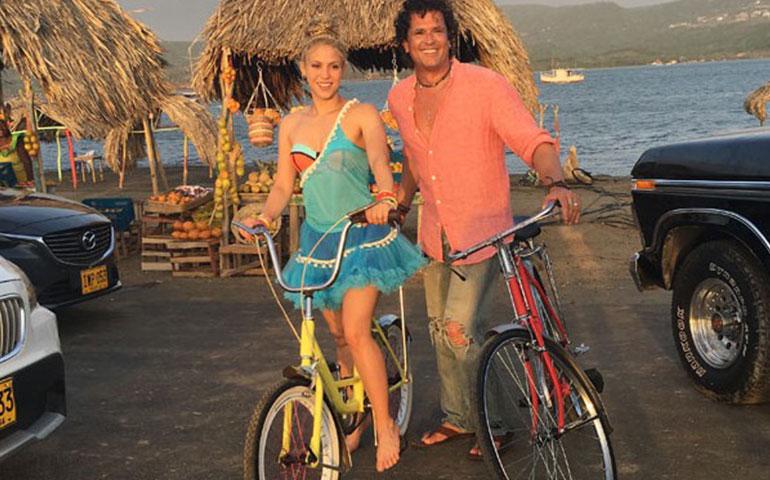 carlos-vives-y-shakira-presentaran-el-viernes-el-sencillo-la-bicicleta-su-primer-dueto