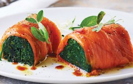 espinaca-cubierta-de-salmon-ahumado