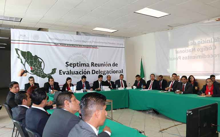 realiza-pgr-septima-reunion-de-evaluacion-delegacional