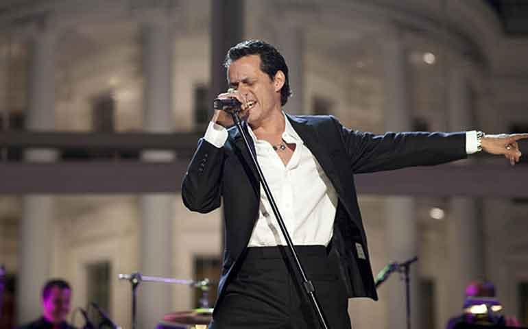 Marc Anthony es la Persona del Año para el Grammy