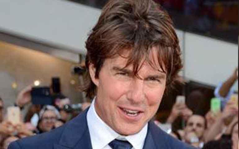 Tom Cruise recibe amenazas de muerte por parte de un terrorista