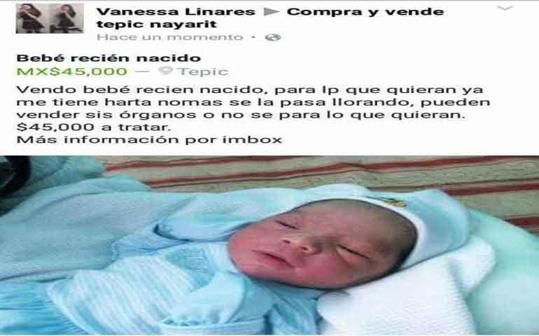venta-de-bebe-en-redes-sociales-se-trato-de-una-broma-edgar-veytia