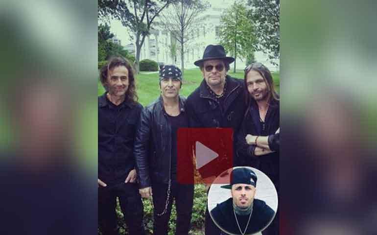 Maná por polémico dueto con Nicky Jam