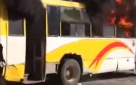 grupo-armado-quema-vehiculos-en-acapulco-entre-ellos-un-camion