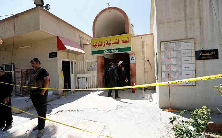 mueren-al-menos-11-bebes-en-un-incendio-en-hospital-de-irak