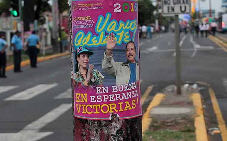 presidente-de-nicaragua-va-por-reeleccion-con-su-esposa-como-companera-de-formula